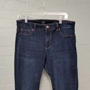 Jones New York skinny Essex jeans 31 inch inseam
